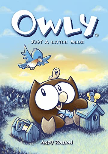 Owly Vol. 2: Just a Little Blue