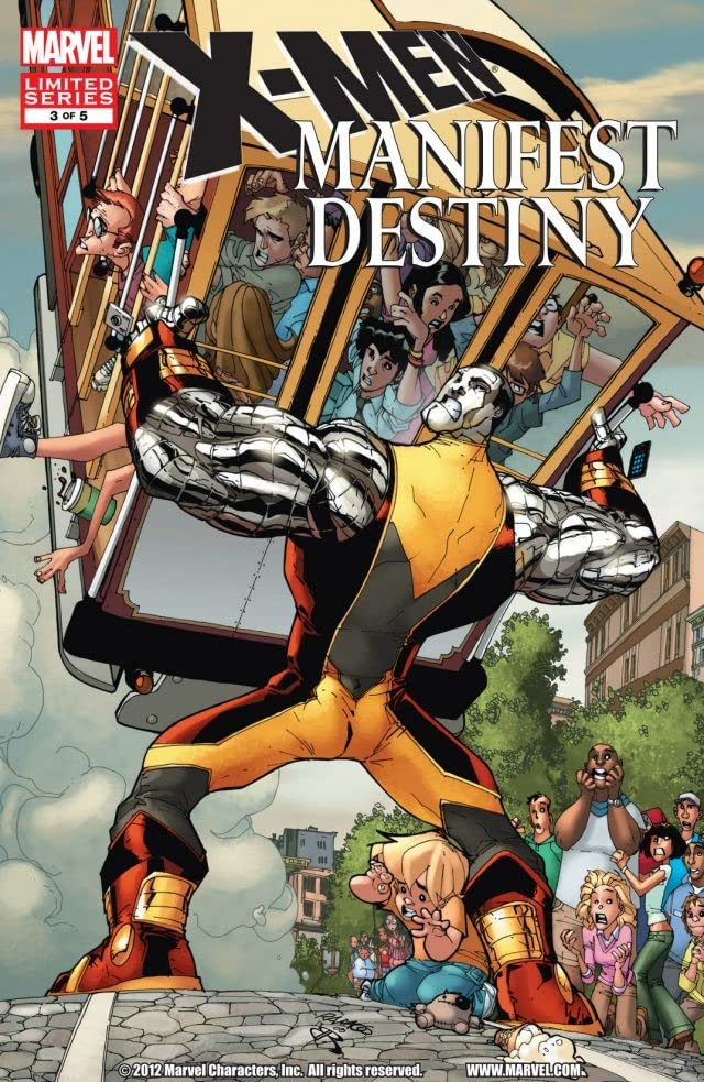 X-Men: Manifest Destiny #3