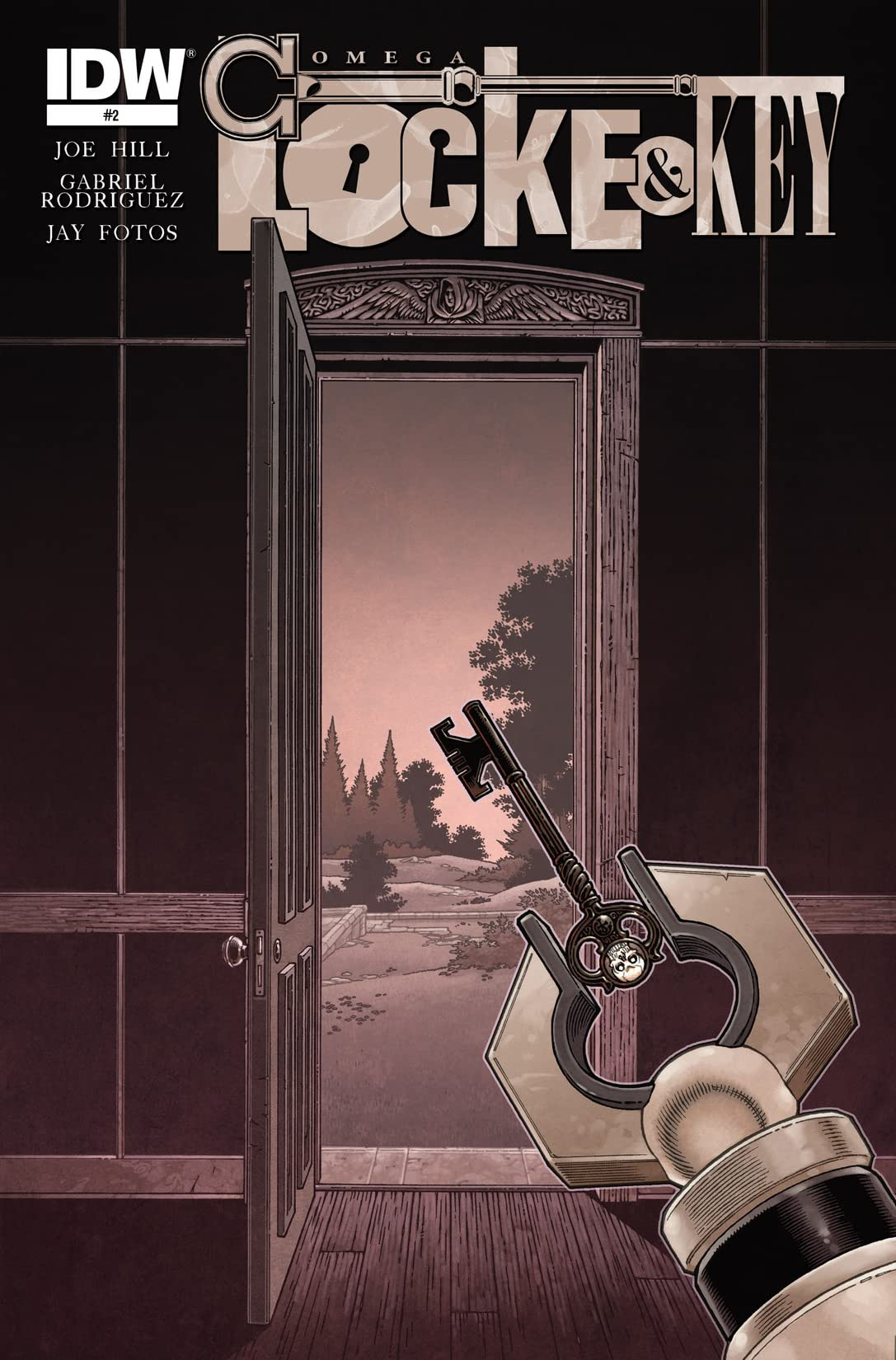 Locke & Key: Omega #2 (of 5)