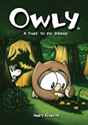 Owly Vol. 4: A Time to be Brave