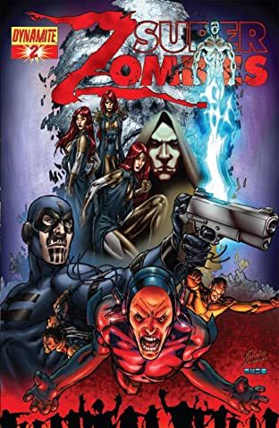 Super Zombies #2 (of 5)