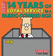 Dilbert Vol. 33: 14 Years of Loyal Service in a Fabric-Covered Box