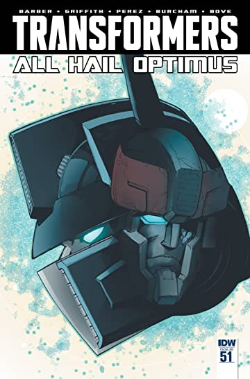 Transformers (2011-) #51