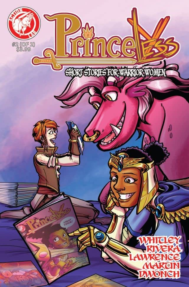 Princeless: Stories For Warrior Women #2 (of 2)