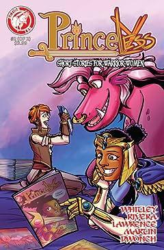 Princeless: Stories For Warrior Women #2 (of 2)