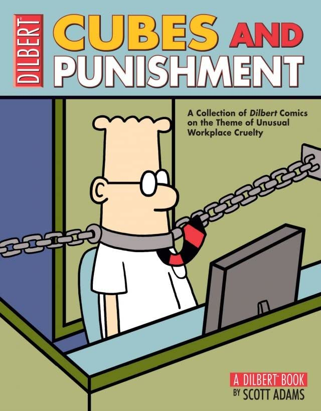Dilbert Vol. 30: Cubes and Punishment