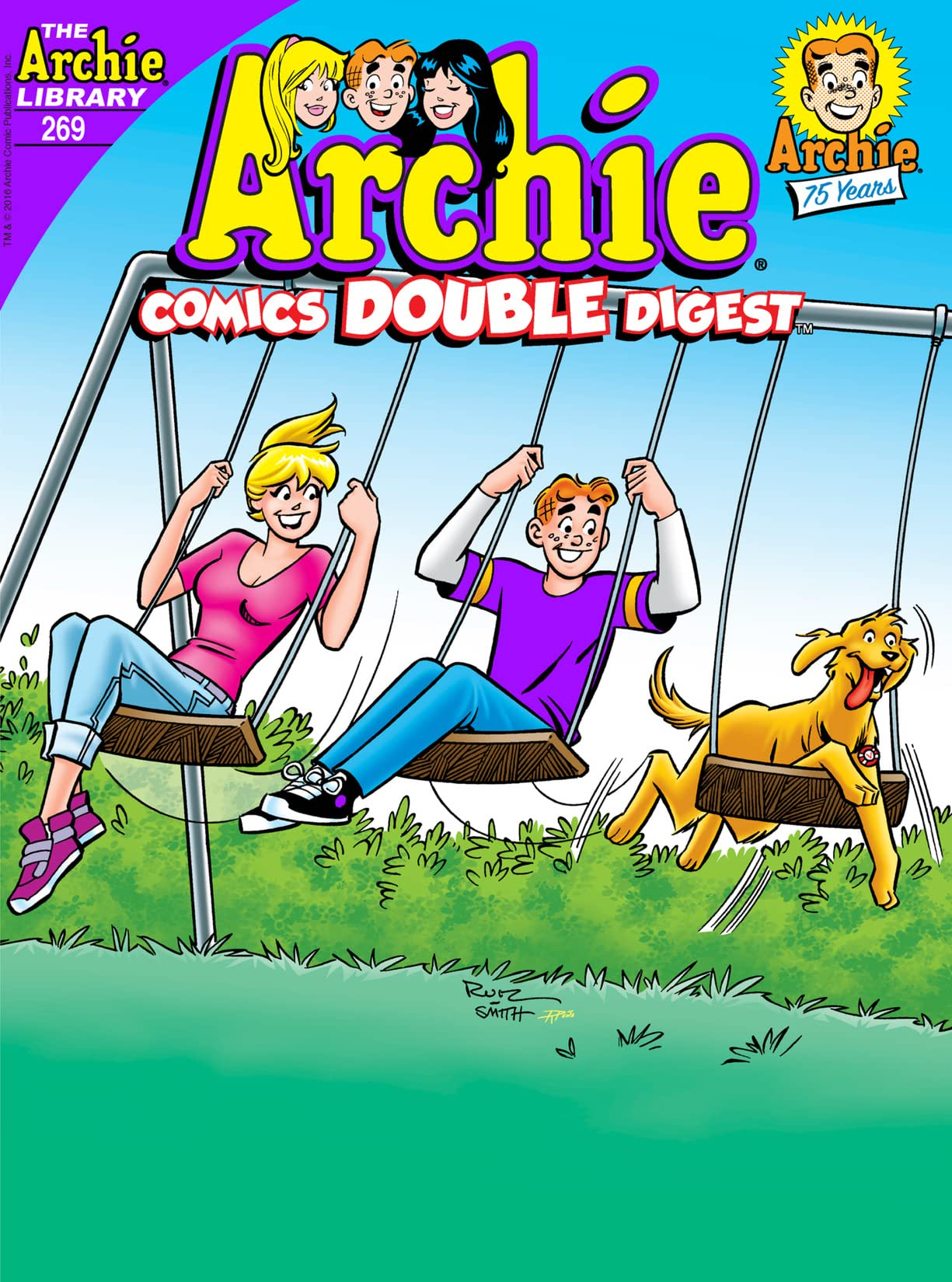 Archie Comics Double Digest #269