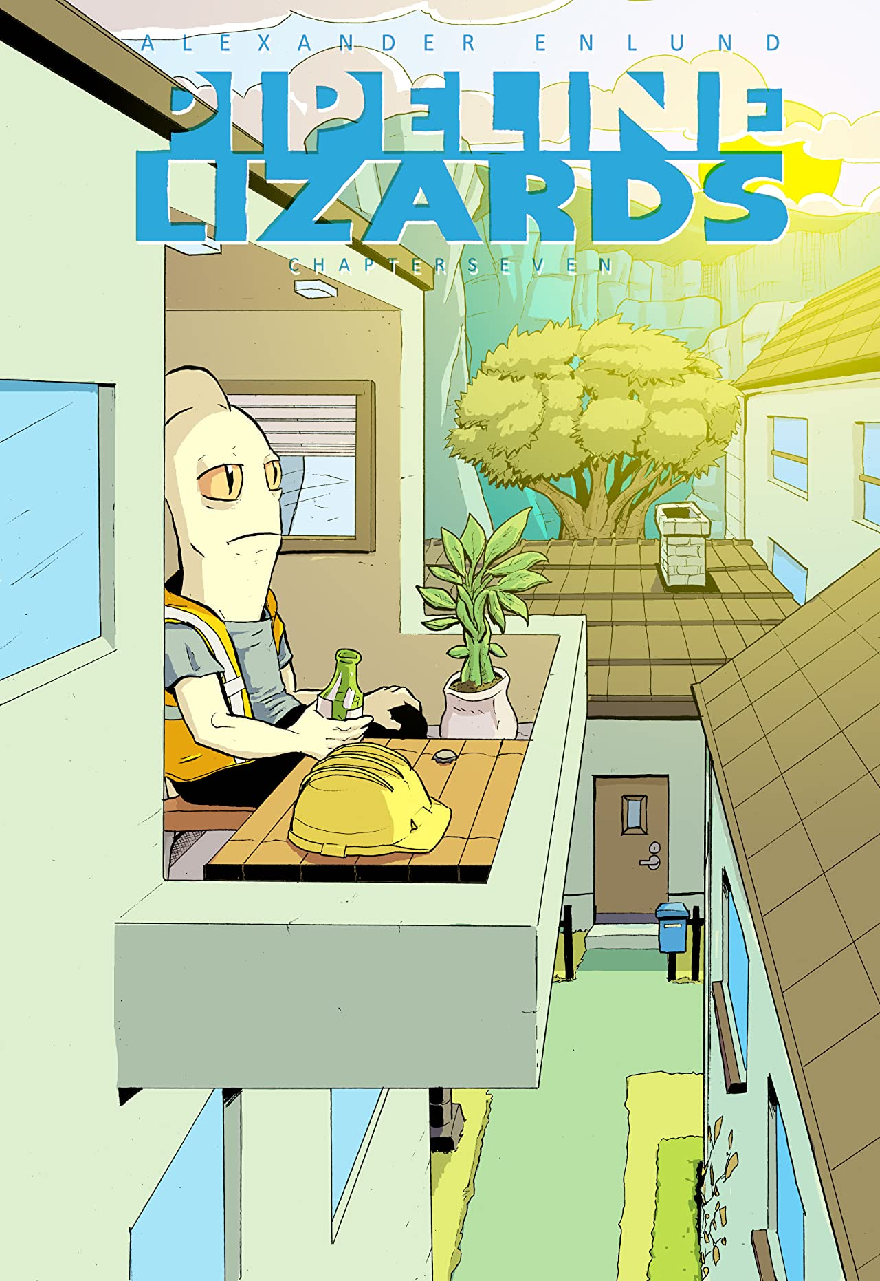 Pipeline Lizards #7