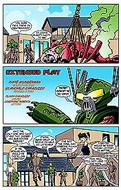 E.I. - Earth Invasion #18
