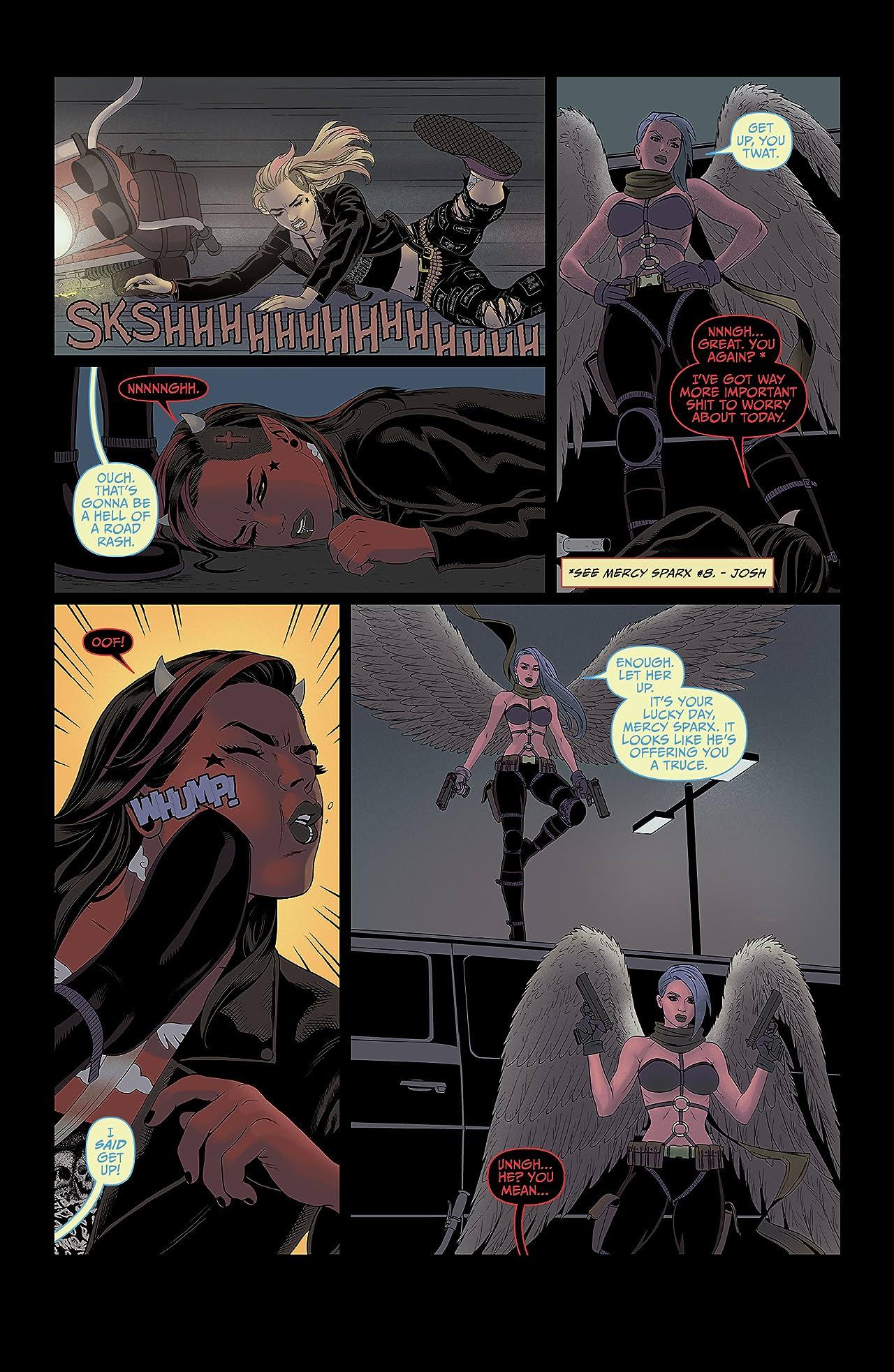 Mercy Sparx Vol.2 #11