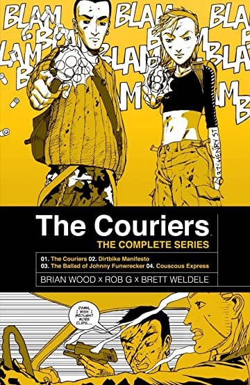 Couriers: Complete Collection