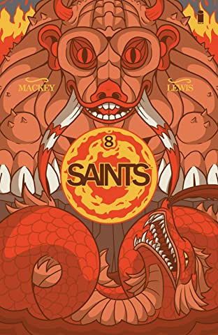 Saints No.8