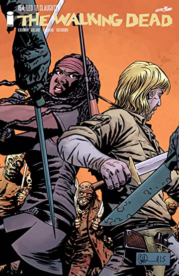 The Walking Dead #154