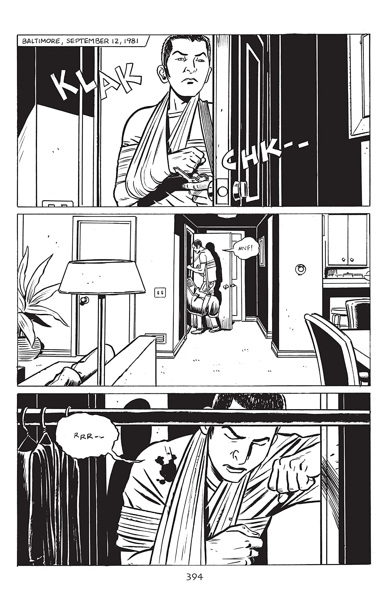 Stray Bullets: Sunshine & Roses #15