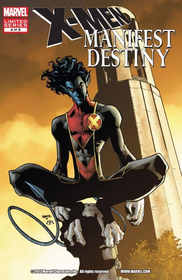 X-Men: Manifest Destiny #4