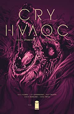 Cry Havoc #5