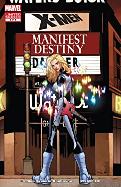 X-Men: Manifest Destiny #5