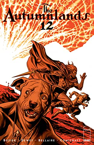 The Autumnlands #12