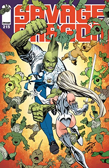 Savage Dragon #215