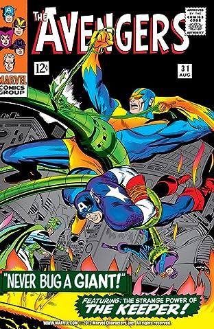 Avengers (1963-1996) #31
