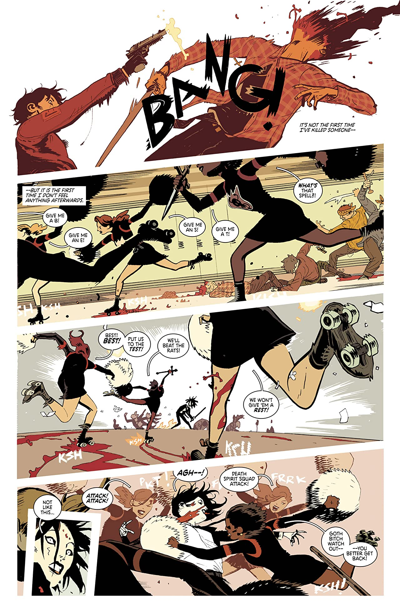Deadly Class Vol. 4: Die For Me
