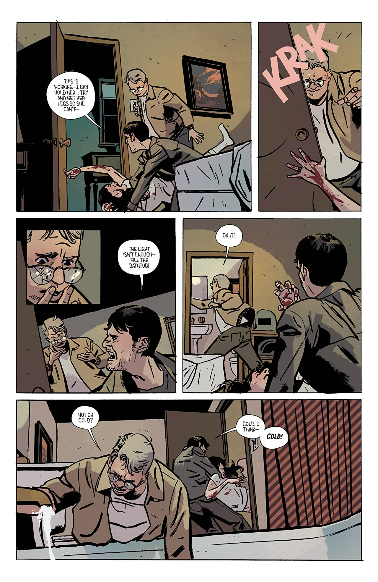 Outcast By Kirkman & Azaceta Tome 3: This Little Light