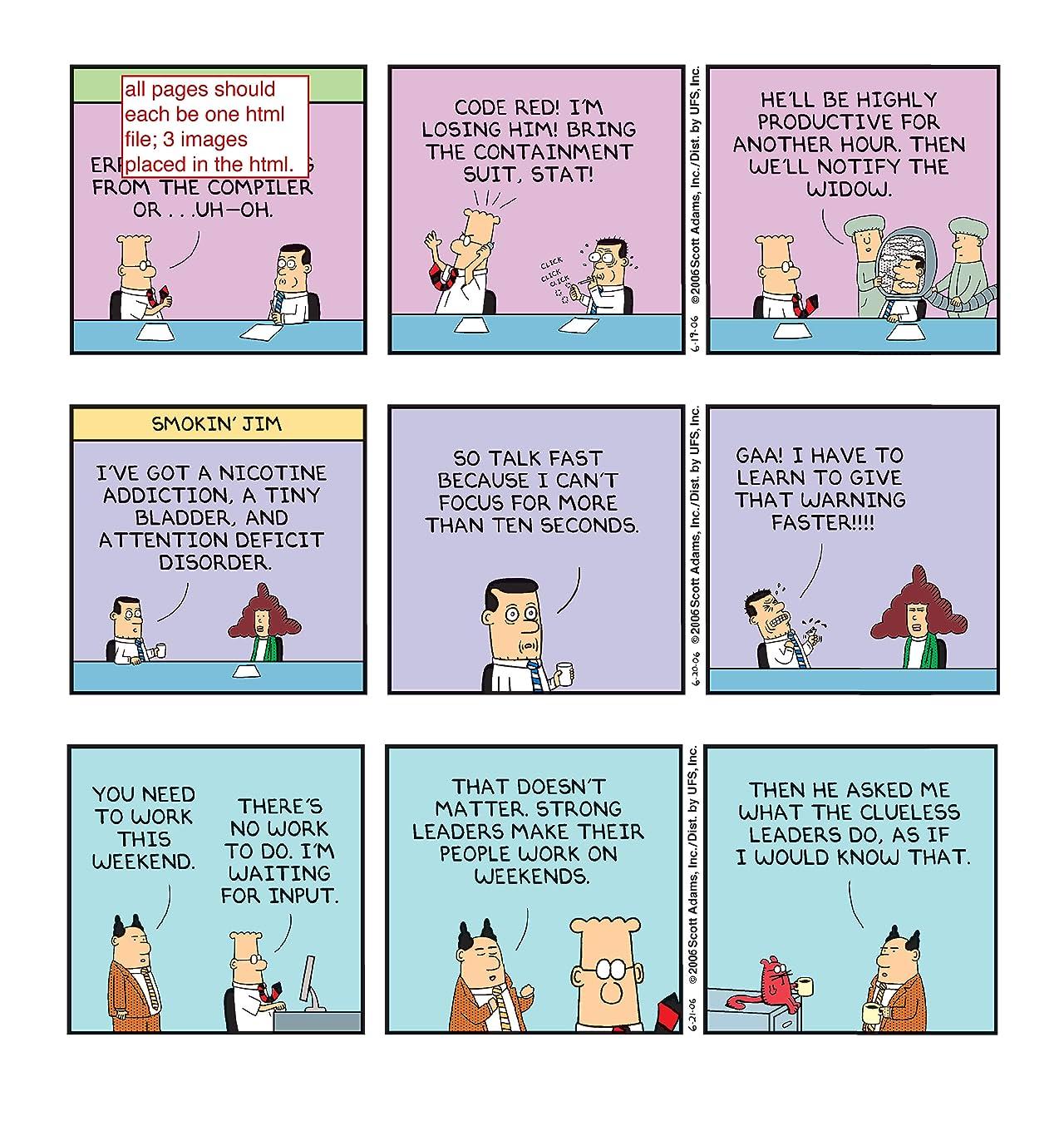 Dilbert Vol. 29: Positive Attitude