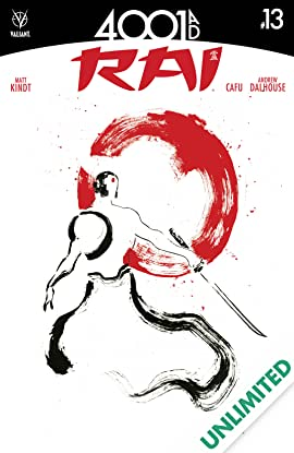 Rai (2014- ) #13: Digital Exclusives Edition