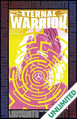 Wrath of the Eternal Warrior #7: Digital Exclusives Edition