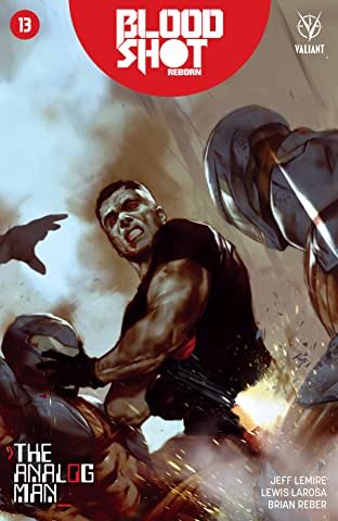 Bloodshot Reborn No.13: Digital Exclusives Edition