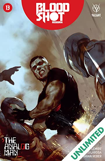 Bloodshot Reborn #13: Digital Exclusives Edition