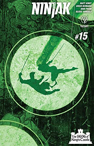 Ninjak (2015- ) No.15: Digital Exclusives Edition