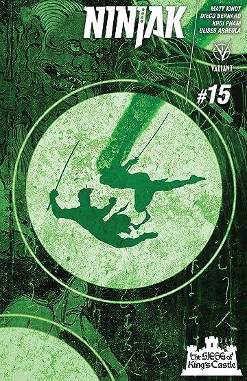 Ninjak (2015- ) #15: Digital Exclusives Edition