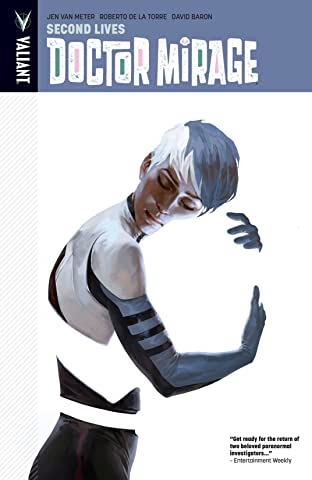 The Death-Defying Dr. Mirage Vol. 2