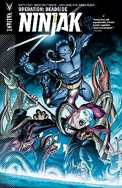 Ninjak (2015- ) Vol. 3: Operation: Deadside