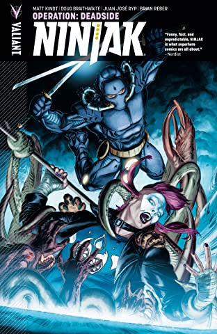 Ninjak (2015- ) Tome 3: Operation: Deadside