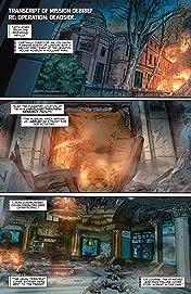 Ninjak (2015- ) Tome 3: Operation: Deadside