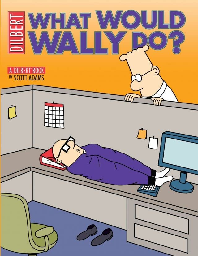 Dilbert Vol. 27: What Would Wally Do?