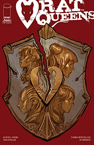 Rat Queens No.15