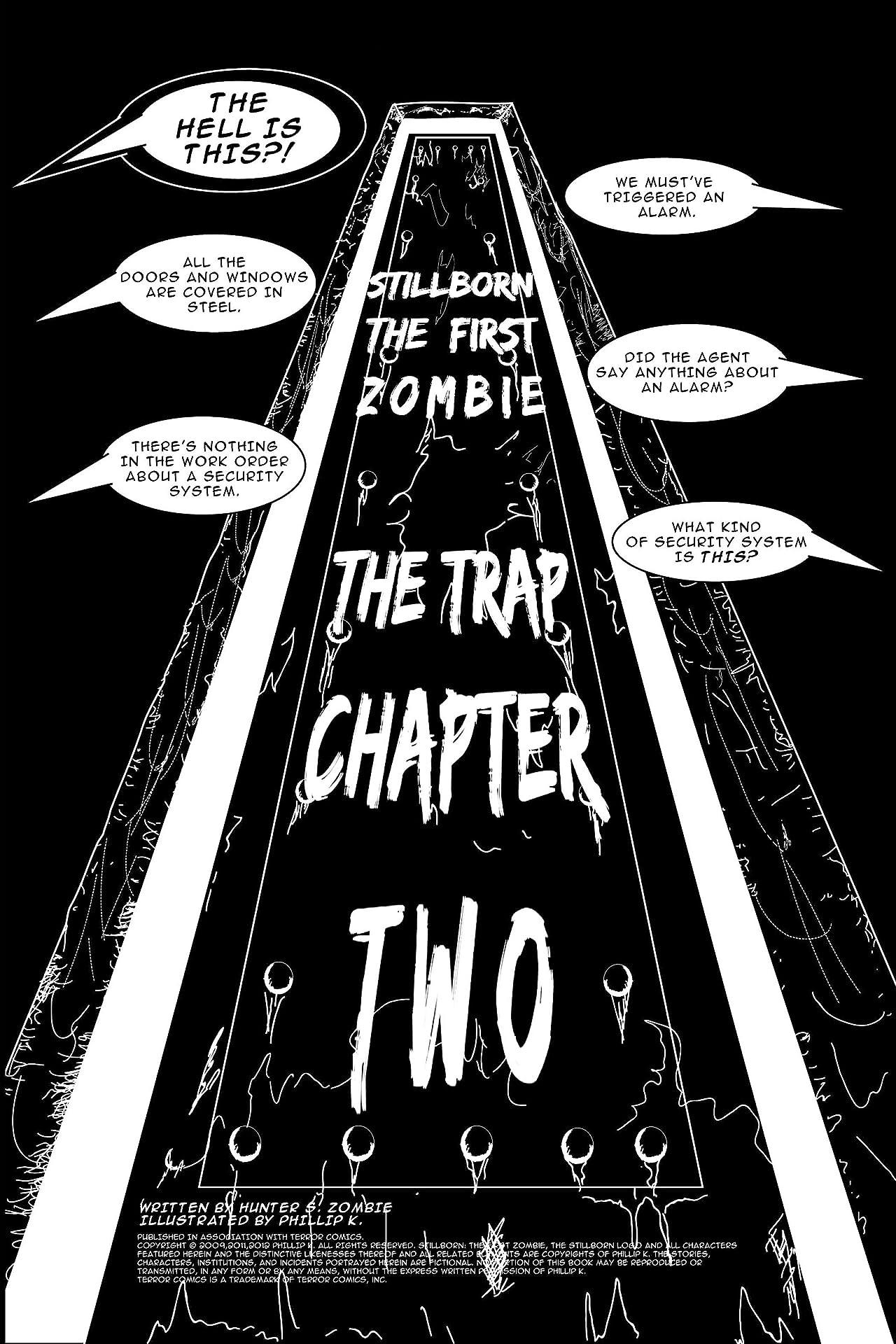 Stillborn: The First Zombie #2
