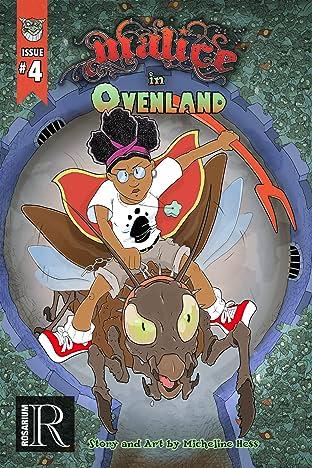 Malice in Ovenland #4
