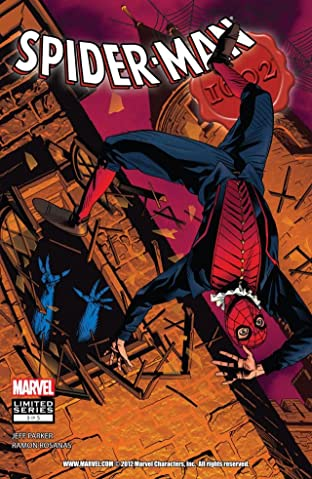 Spider-Man 1602 #3 (of 5)