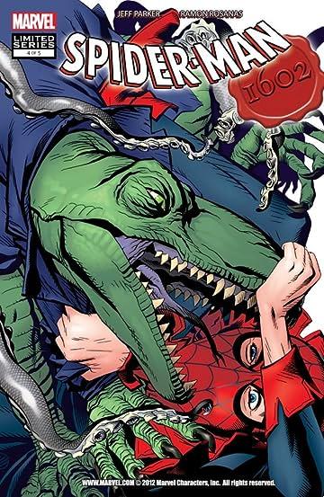Spider-Man 1602 #4 (of 5)