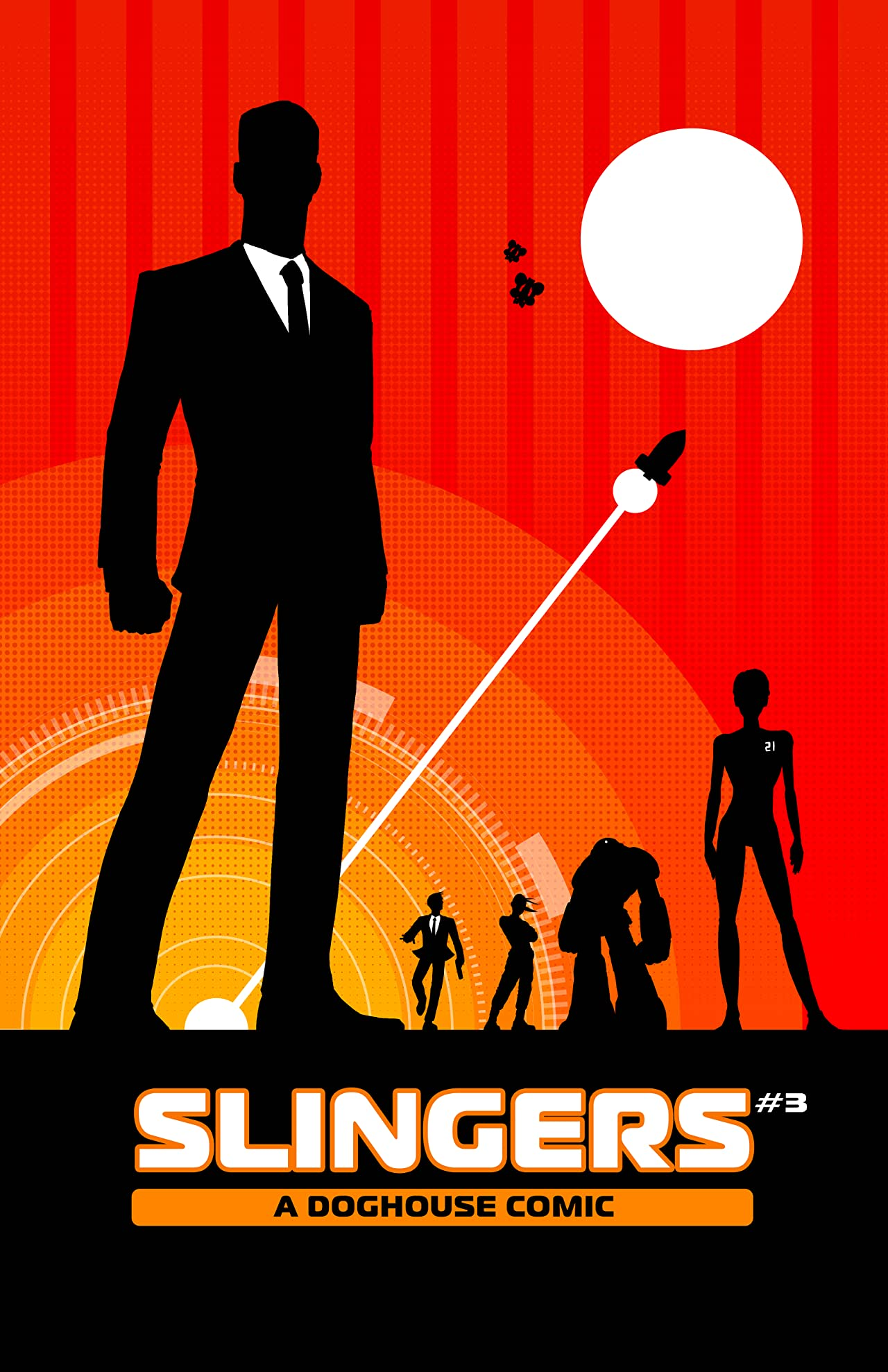 Slingers #3