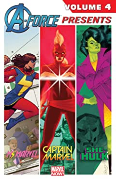 A-Force Presents Tome 4