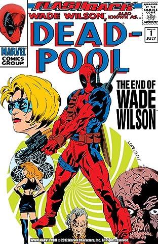 Deadpool (1997-2002) #-1