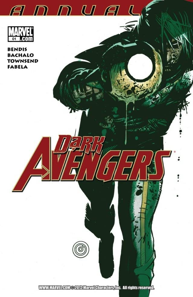 Dark Avengers Annual #1
