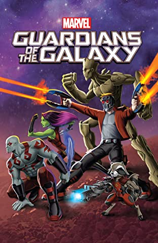 Marvel Universe Guardians of the Galaxy