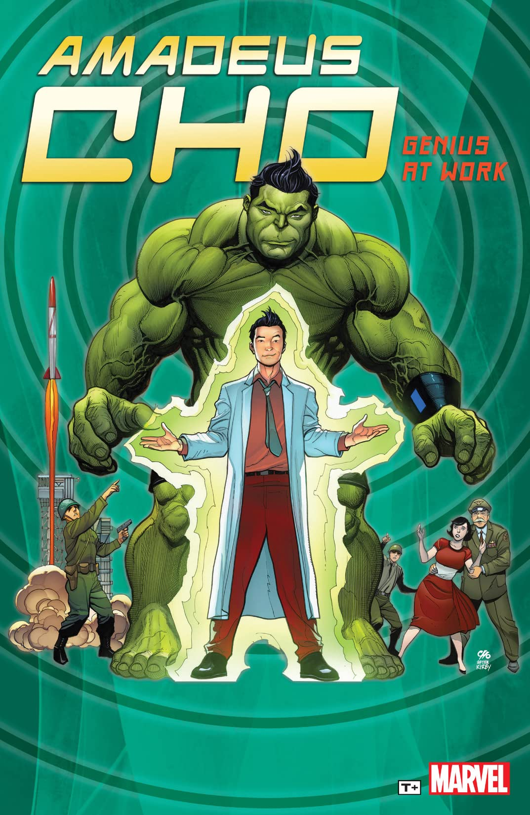 Amadeus Cho: Genius At Work
