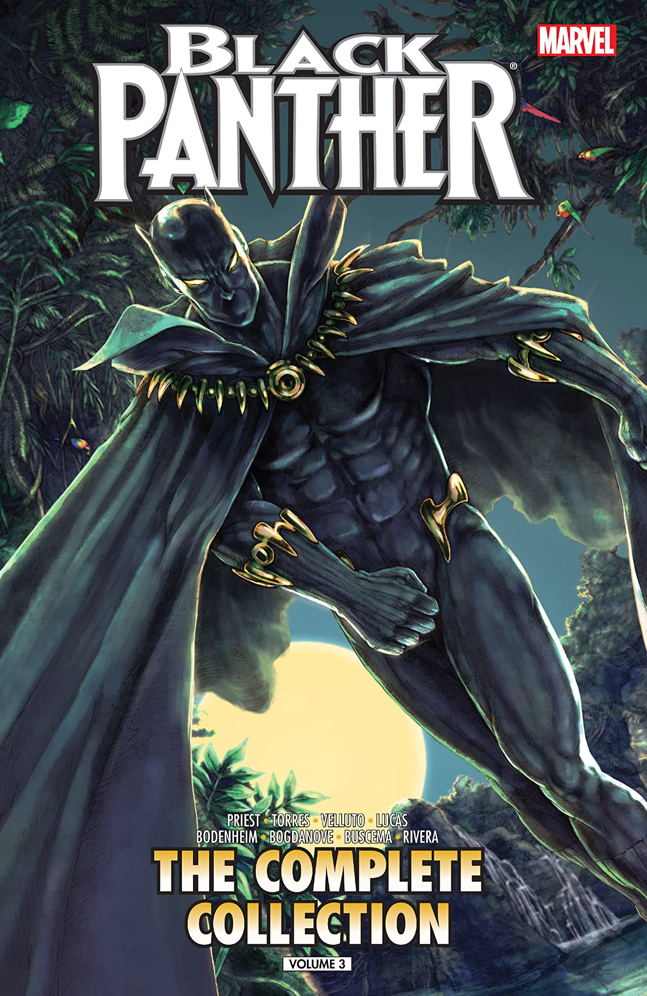 Black Panther by Christopher Priest: The Complete Collection Vol. 3